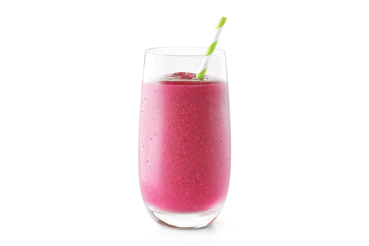New Dragon Fruit Smoothie